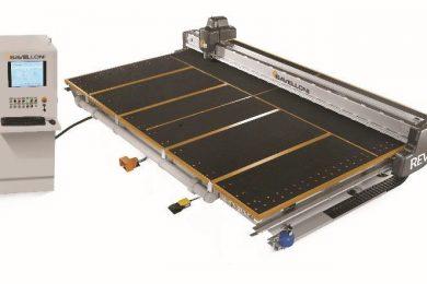Glass cutting machinery